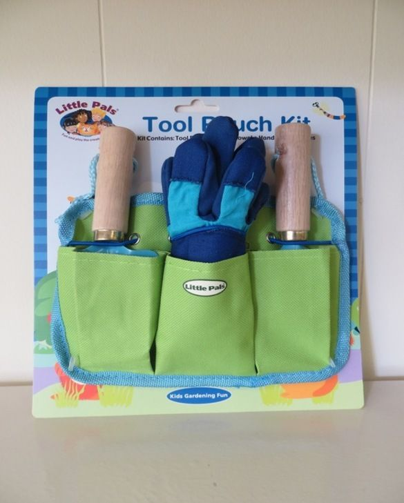 Children's Tool Pouch Green