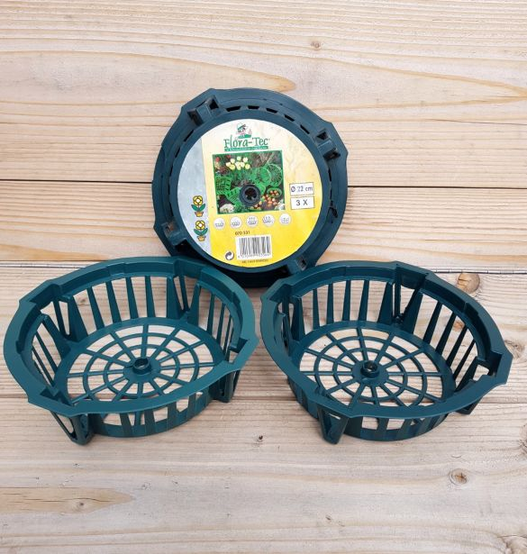 Round Bulb Baskets