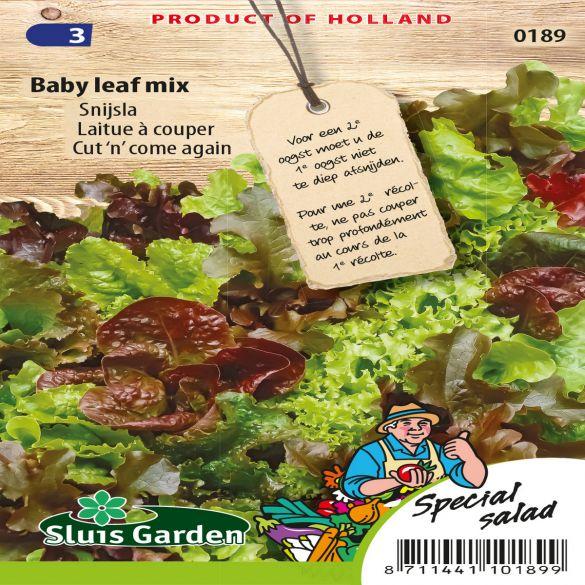 Lettuce Baby Leaf Mix