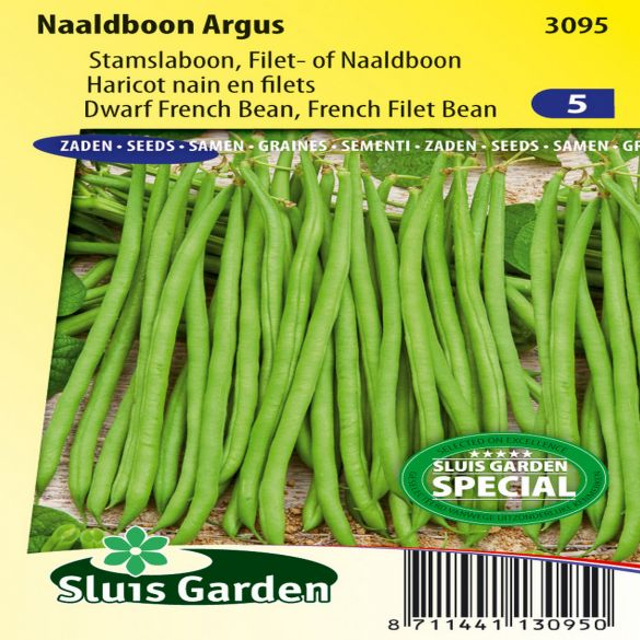 Dwarf French Bean Argus