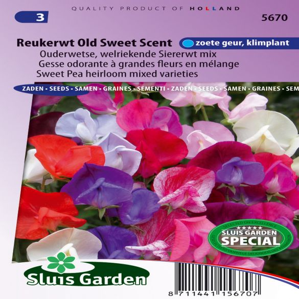 Sweet Pea Old Sweet Scent