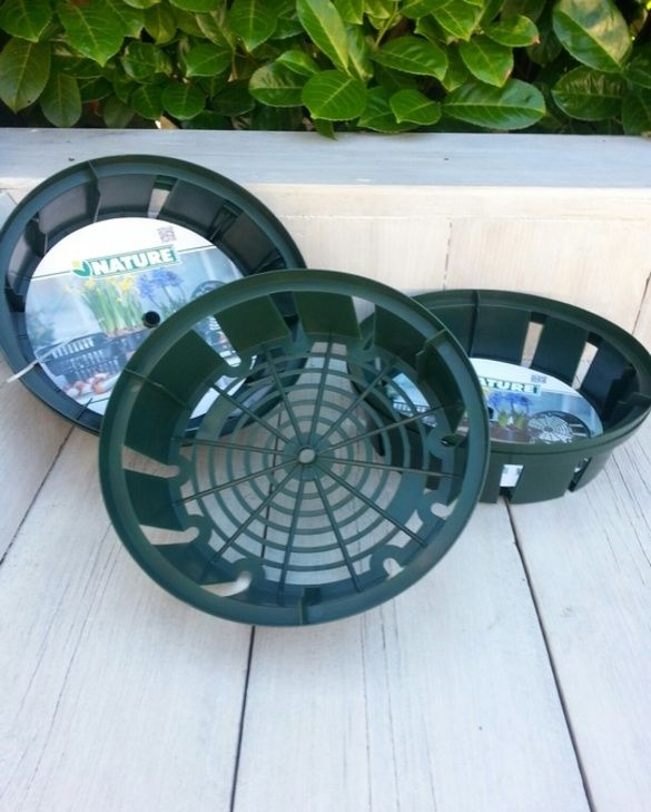 Bulb Basket Round (set of 3)